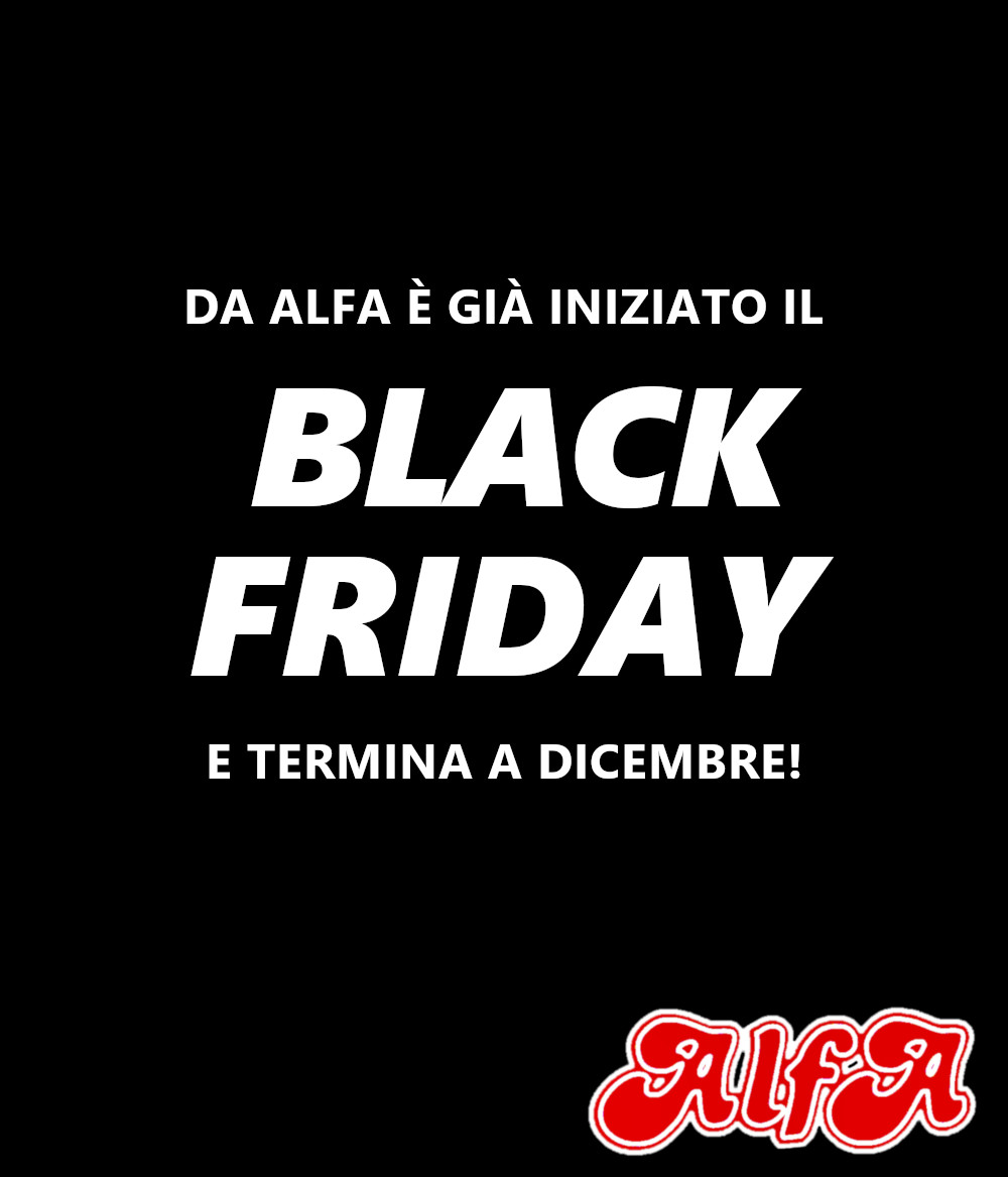 black friday anteprima